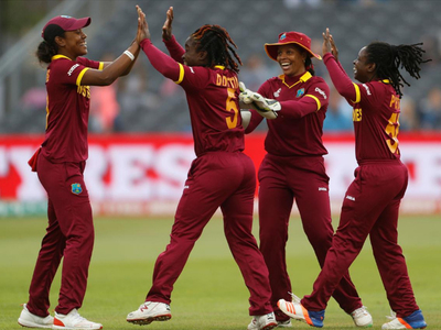 West Indies women's team to play three ODIs in Nov
