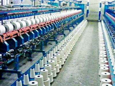 Value-added textile sector demands ban on yarn export