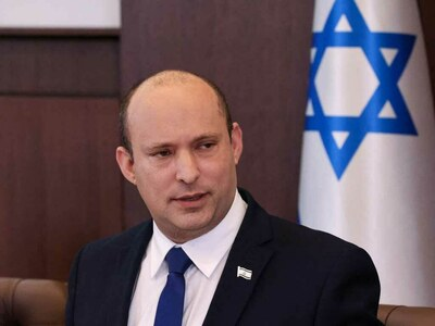 Israeli PM in Russia for first talks with Putin