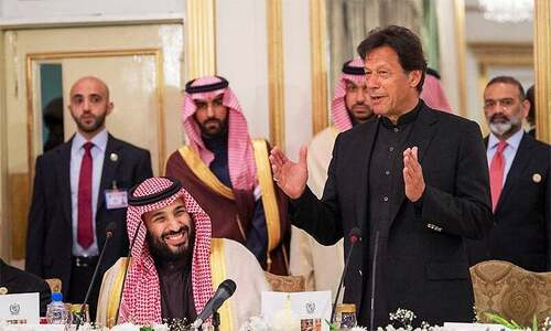 PM Imran to visit Saudi Arabia on Saturday
