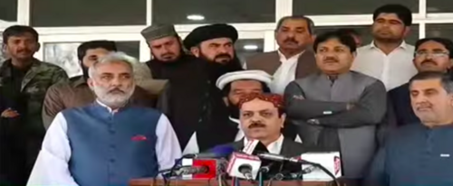Disgruntled opposition accuses Balochistan govt of threatening its members