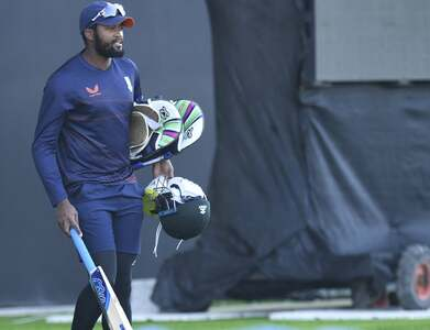 South Africa's Bavuma wants support from demanding fans in T20 World Cup
