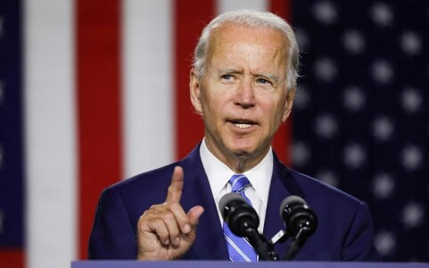 Biden says US would defend Taiwan against China 'invasion'