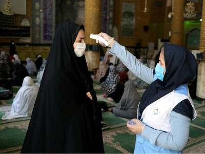 Friday prayers resume in Tehran after nearly two-year hiatus