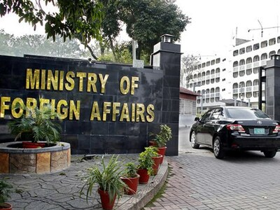 Pakistan says no agreement with US on use of airspace for operations in Afghanistan