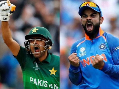 ICC Men's T20 World Cup: Pakistan, India ready to face each other today