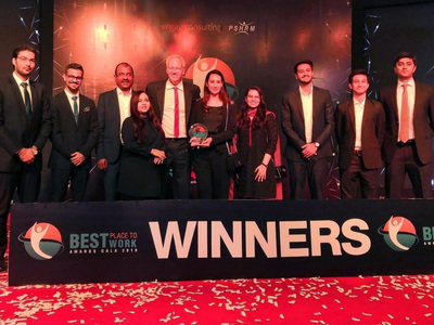 Best Place to Work Pakistan Awards Gala held
