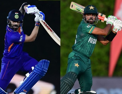 Fans pray for 'peace' ahead of India-Pakistan clash