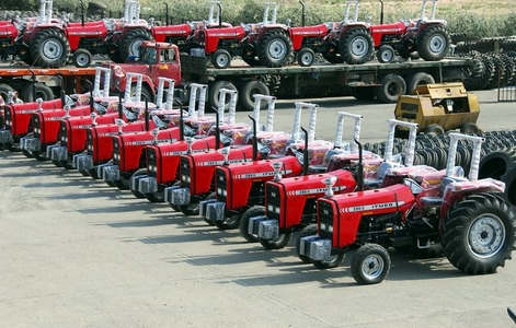 FTO orders immediate release of blocked tractors consignment