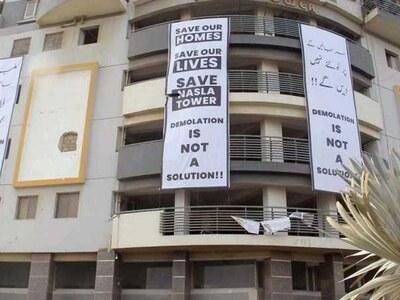 SC orders demolition of Nasla Tower in a week