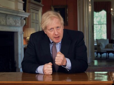 UK's Johnson voices concern COP26 'might go wrong'