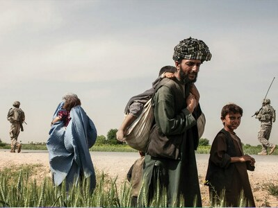 Climate change now worse than war for Afghan farmers