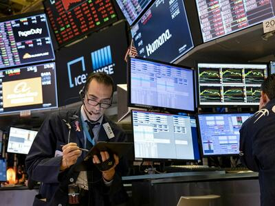 US stocks pause ahead of earnings from tech giants