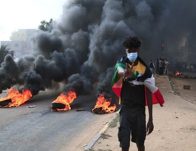Sudanese opposition coalition calls for civil disobedience