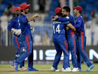 Afghanistan crush Scotland by 130 runs in T20 World Cup