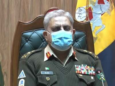 Canadian HC discusses Afghan situation with COAS