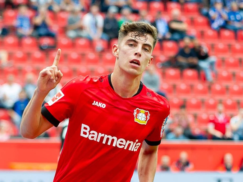 Kai Havertz Drops Huge Transfer Hint?