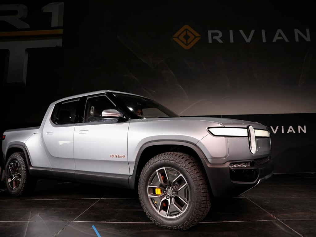 Electric Vehicle Startup Rivian Gets $2.5B in Funding