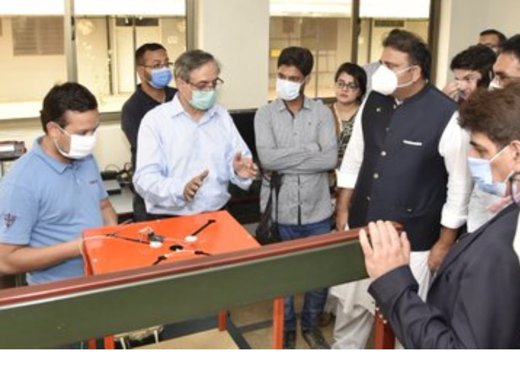 Made in Pakistan drones to benefit agriculture and LEAs, says Chaudhry