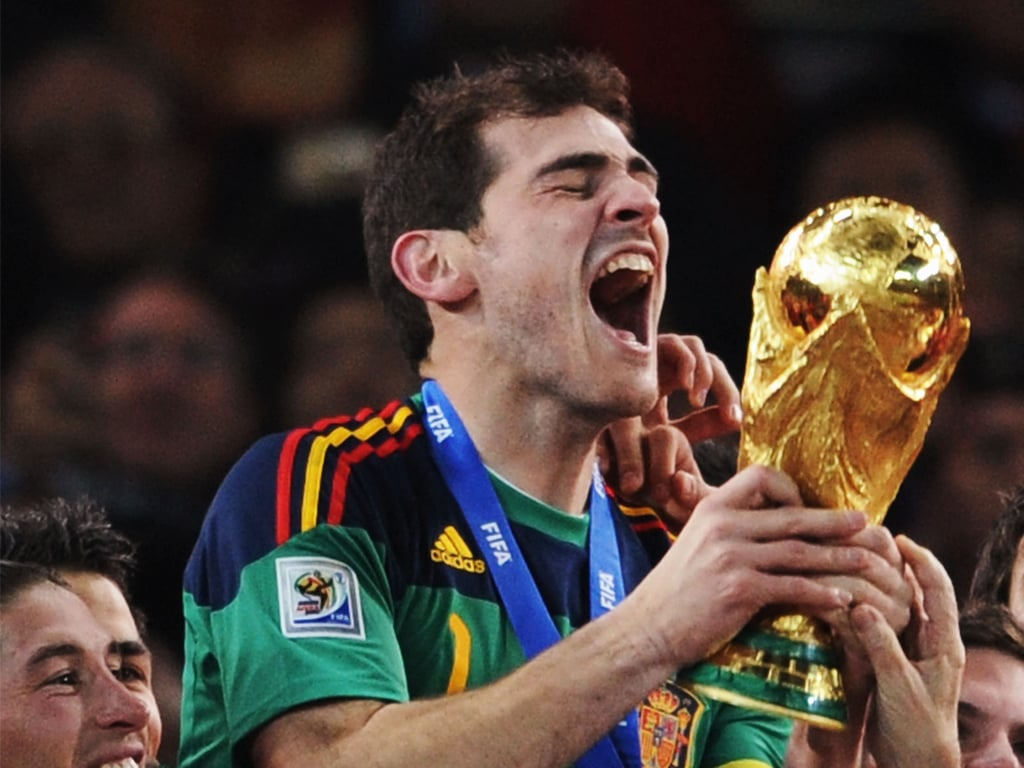 Spain legend Iker Casillas announces retirement from Football