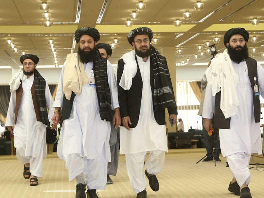 Taliban political team in Pakistan to talk Afghan peace push - worldwide
