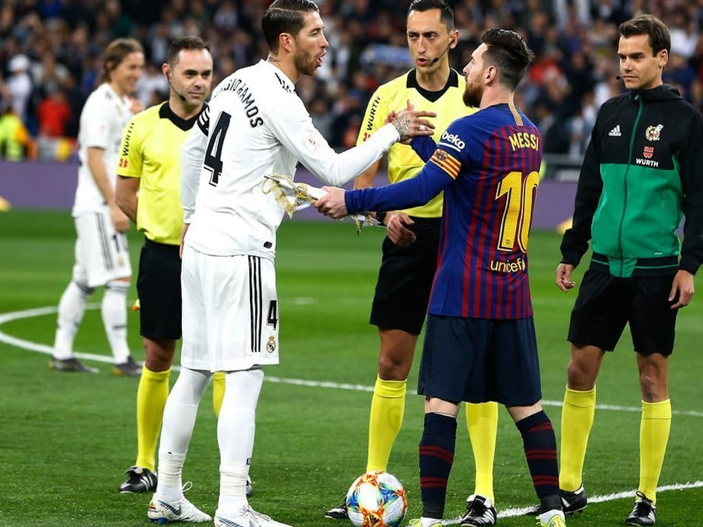 Messi has 'earned right' to leave Barca, says Ramos