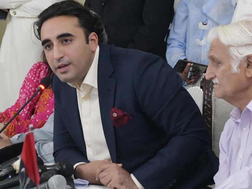 Bilawal claims PPP will form govt in GB