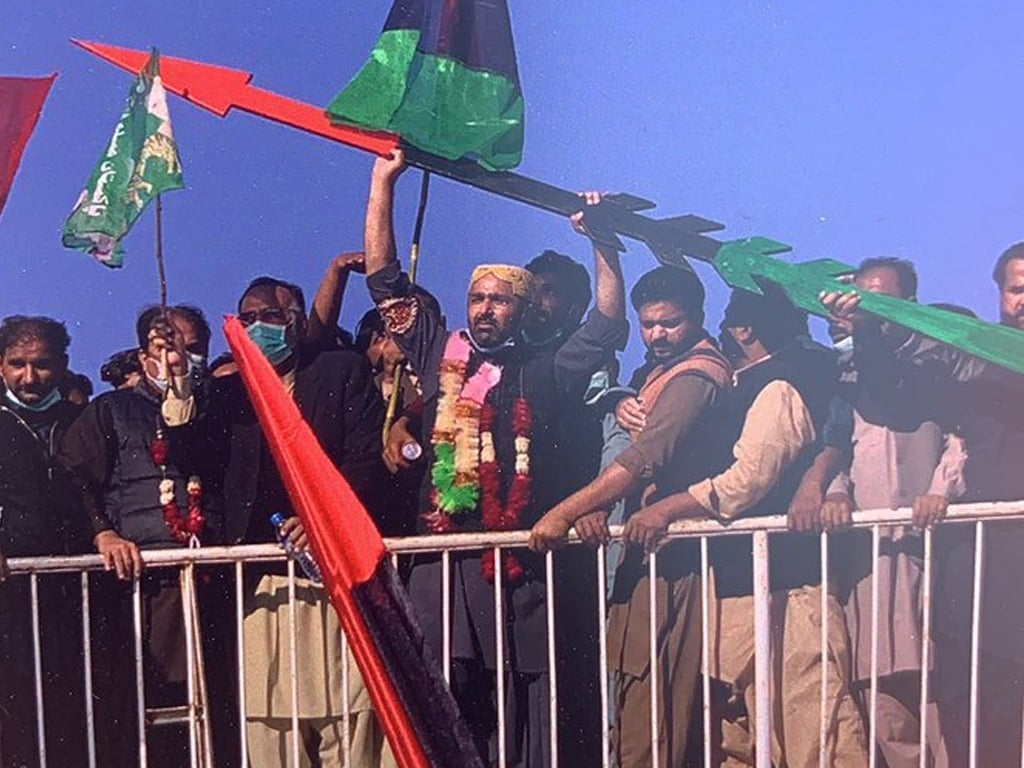 PPP, PML-N workers 'forcefully' taken control of PDM's rally venue in Multan