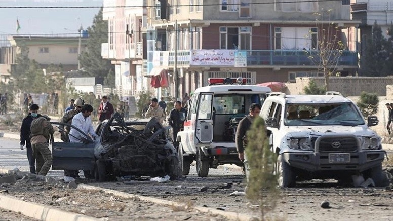 Afghanistan car bombing kills at least 30 security force personnel