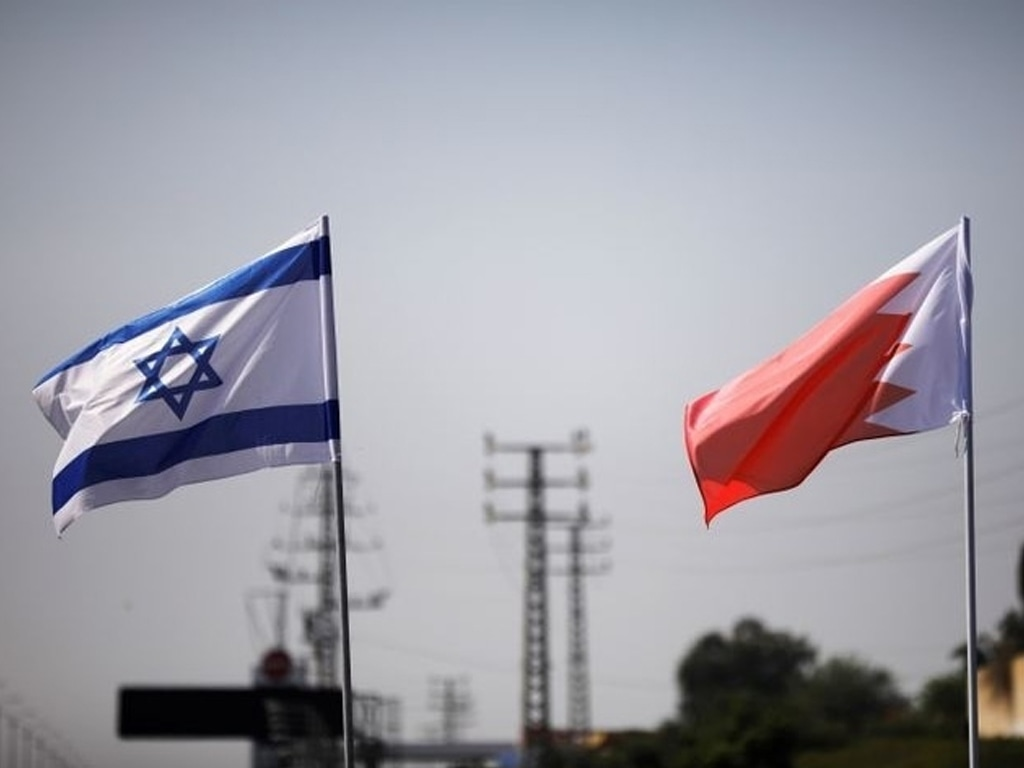 Bahrain says it won't allow imports from Israeli settlements