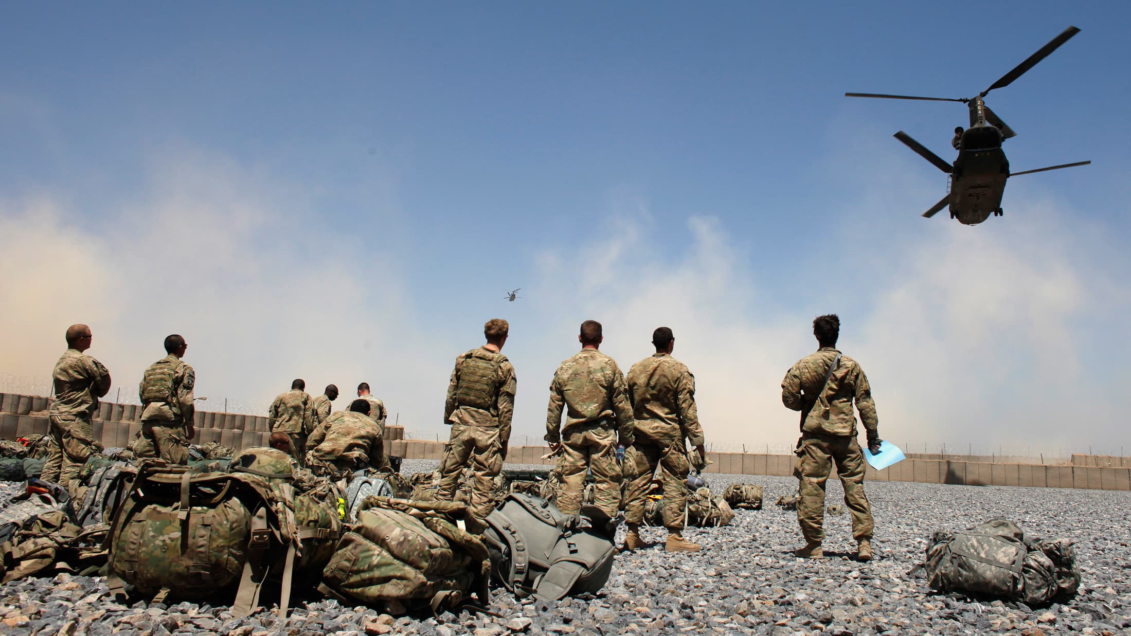 US Congress all set to block troops withdrawal from Afghanistan