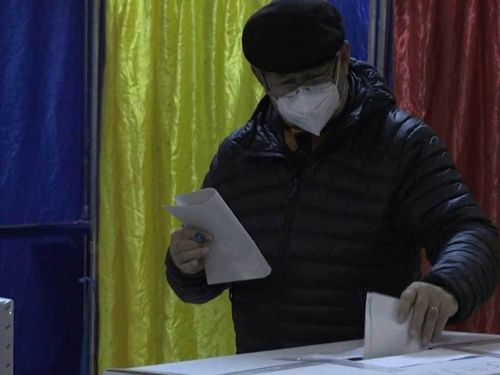 Romanian leftist Social Democrats take lead in parliamentary vote