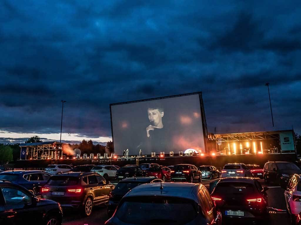 Jazz is bringing drive-in cinema experience to Pakistan - Life & Style -  Business Recorder