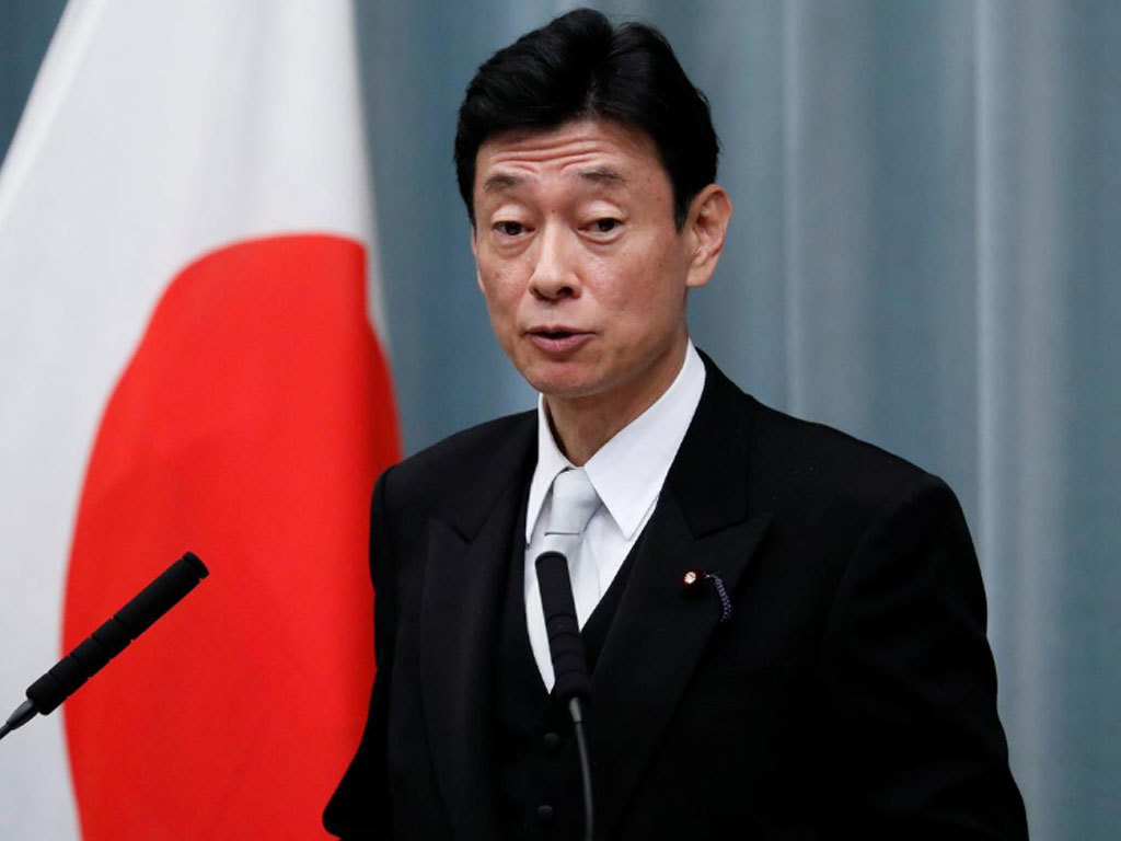 Japan econmin wants to avoid state of emergency over coronavirus