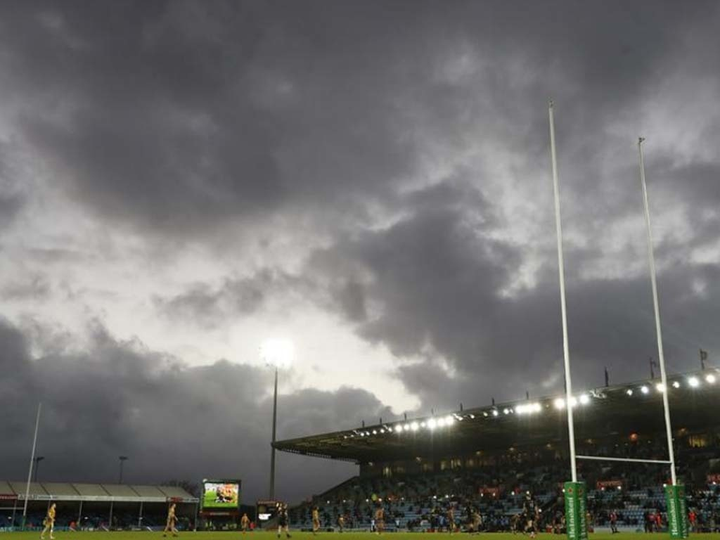 Yet Another Heineken Champions Cup Match Has Just Been Cancelled