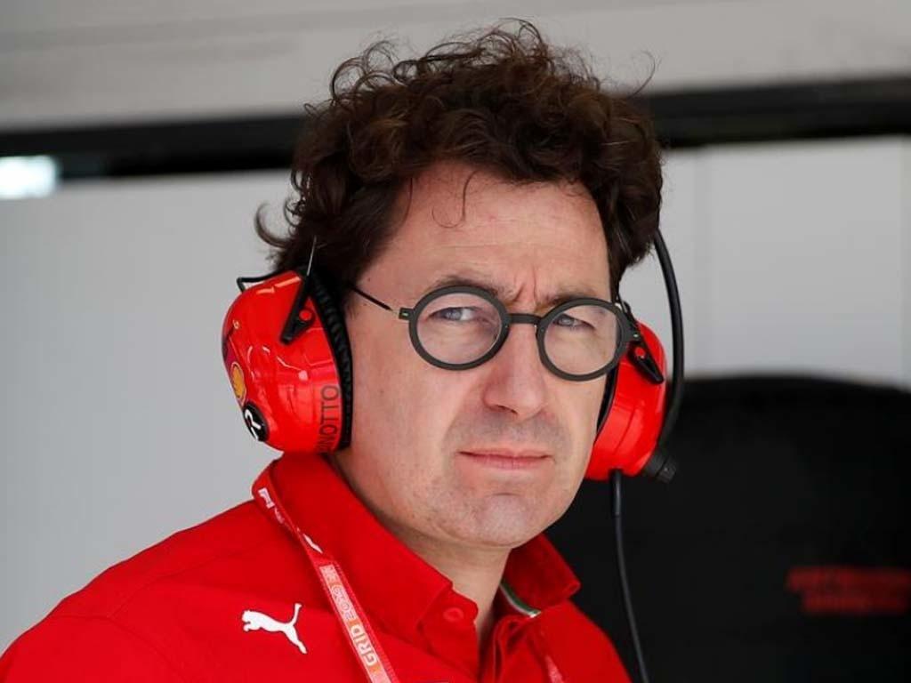 Mattia Binotto Outlines Ferrari's 'Minimum Objective' for 2021 F1 Season