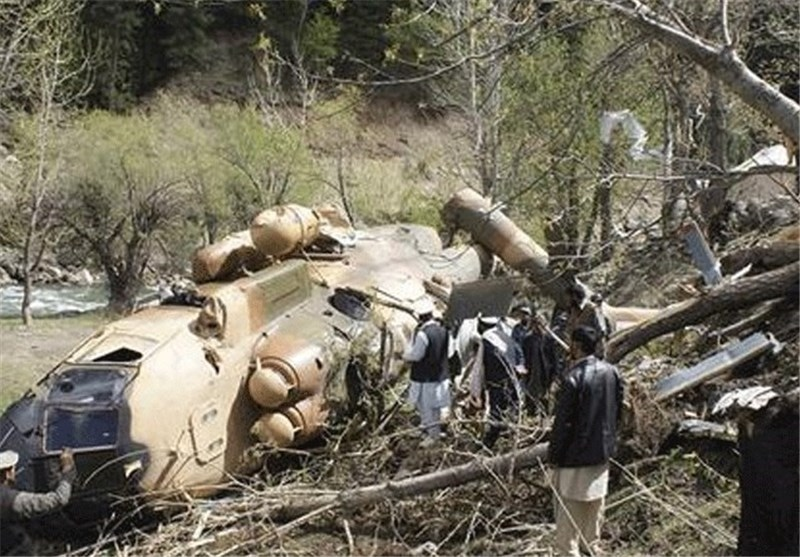 Four Pak Army officers, soldiers martyred in Gilgit Baltistan helicopter crash