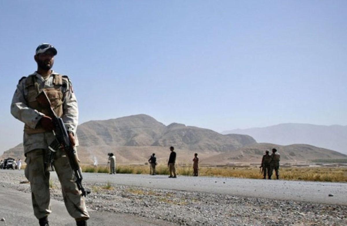 Seven FC personnel martyred as terrorists attack post in Balochistan's Harnai area
