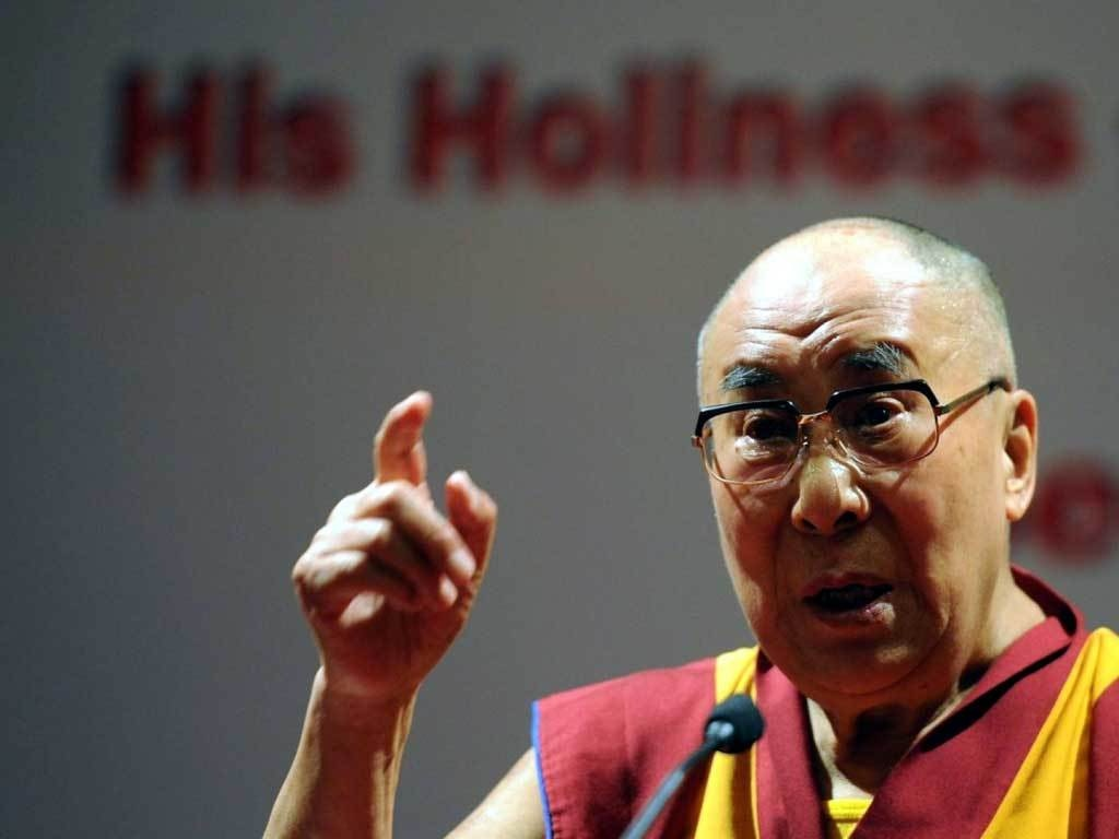 US authorizes sanctions for China Dalai Lama meddling