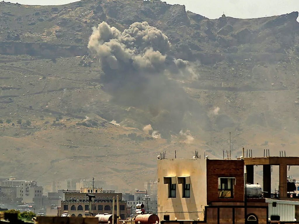 At least five killed in Yemen's Aden airport attack, security source says