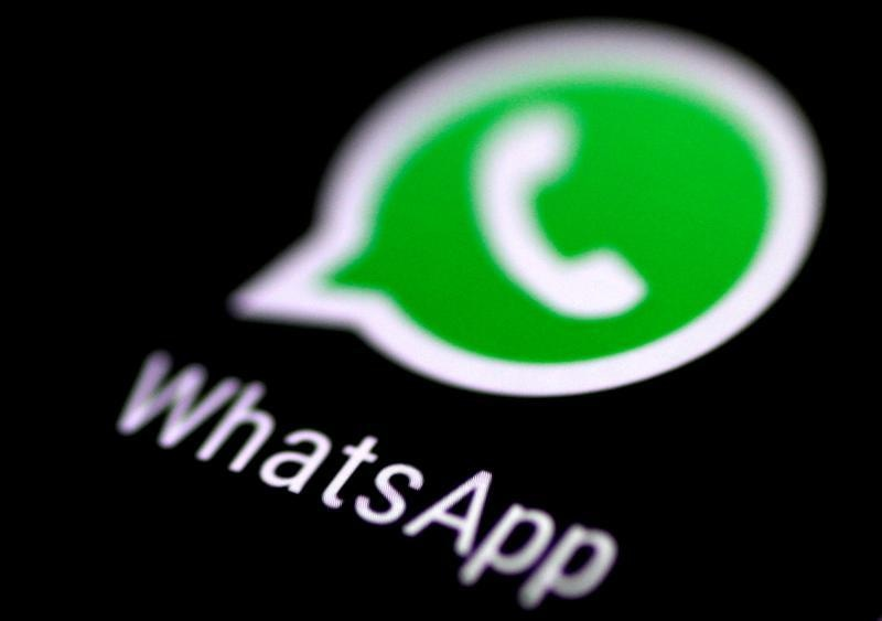 An update from WhatsApp urging people to share their personal information with Facebook