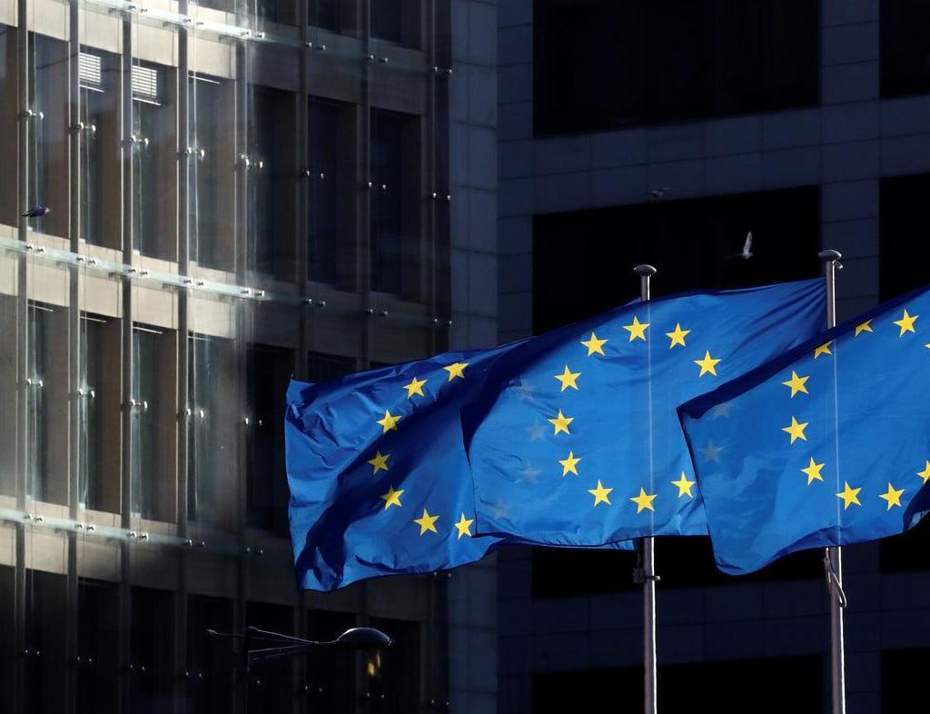 Euro zone bond yields jump as risk-off mood grips markets