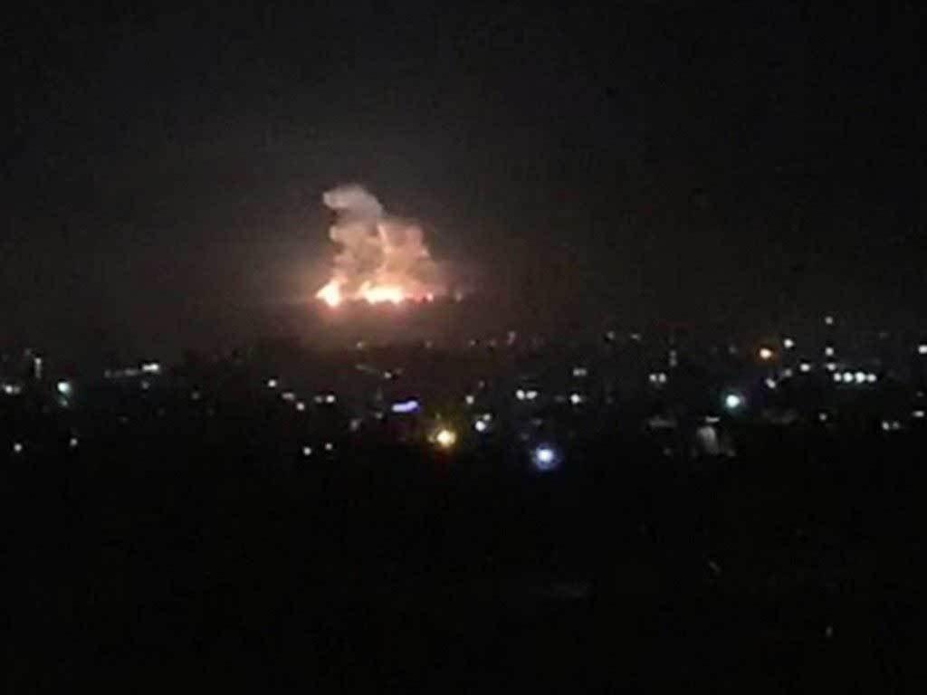 Israeli strikes on Syria kill 23: monitor
