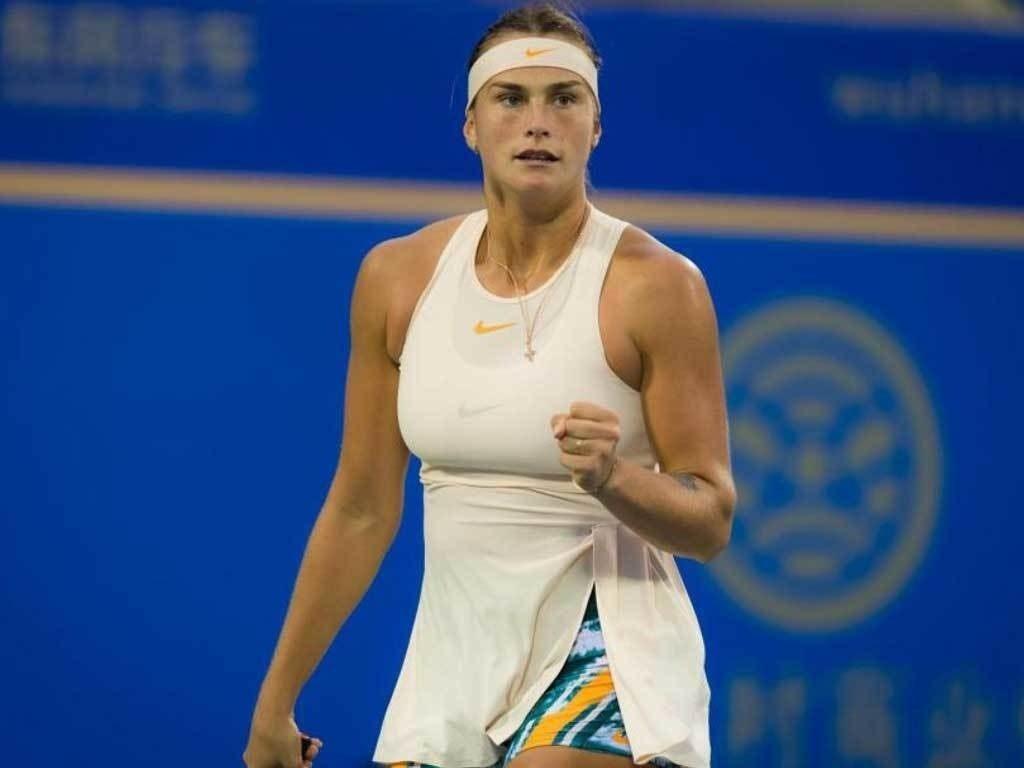 Aryna Sabalenka takes third straight title with Abu Dhabi win