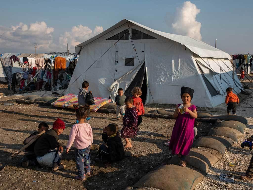 France repatriates seven jihadists' children from Syria