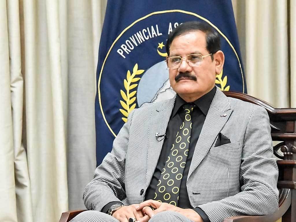 Speaker KP Assembly directs to establish stone crushing zone