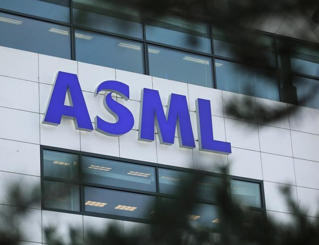 ASML CEO sees US-China trade antagonism outlasting Trump