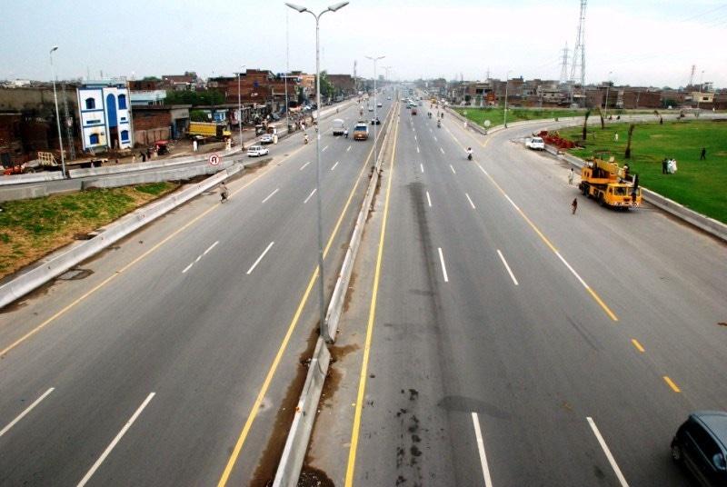 PM to inaugurate Sheikhupura-Gujranwala road project today