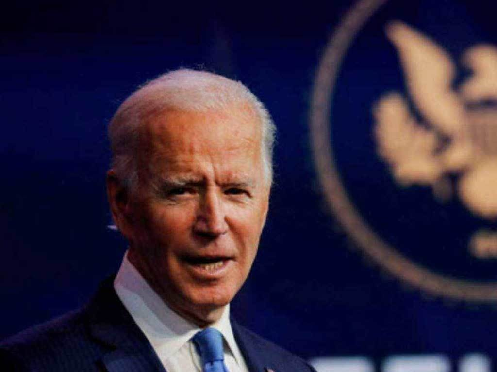 Biden good for the planet: UK climate conference chief