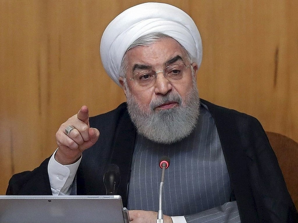 Iran's parliament rejects Rouhani's budget bill